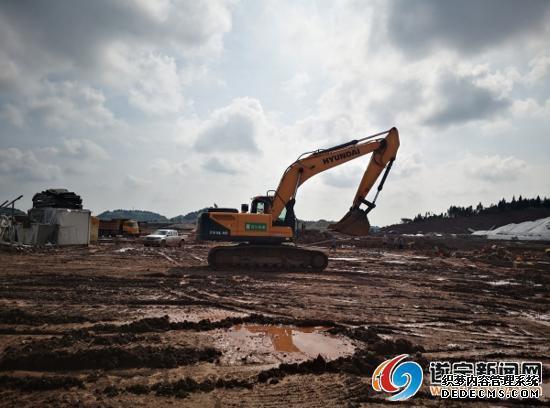 遂宁安居机场飞行区轮廓初显 9月将启动道面建设蚂蚁运输搬迁 公司